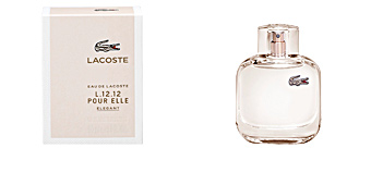 Lacoste EAU DE LACOSTE L.12.12 POUR ELLE ELEGANT perfume