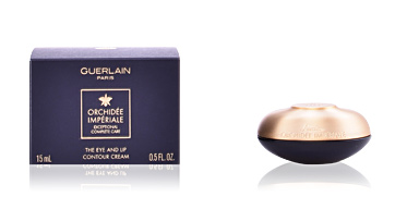 Anti ojeras y bolsas de ojos ORCHIDÉE IMPÉRIALE crème yeux Guerlain