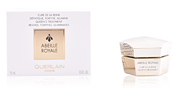 Antifatigue facial treatment ABEILLE ROYALE cure de la reine Guerlain