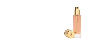 TOUCHE ÉCLAT LE TEINT fond de teint #BD25-warm beige Yves Saint Laurent