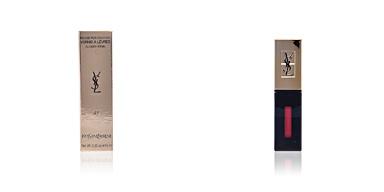 VERNIS À LÈVRES glossy stain #47-carmin tag  Yves Saint Laurent