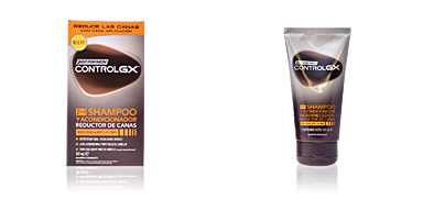 Champú color CONTROLGX champú 2en1 reductor canas Just For Men