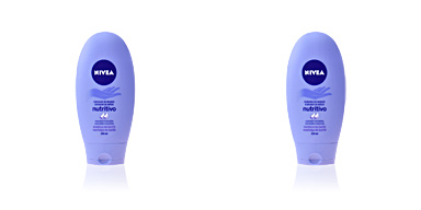 Hand cream & treatments NUTRITIVO cuidado de manos con manteca de karite Nivea