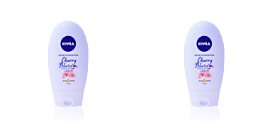 Hand cream & treatments CHERRY BLOSSOM cuidado manos jojoba oil Nivea