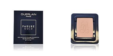 PARURE GOLD fond de teint compact recharge Guerlain
