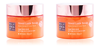 Body exfoliator GOOD LUCK SCRUB sugar body scrub Rituals