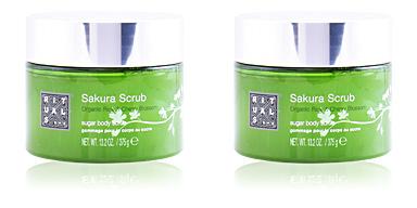 SAKURA sugar body scrub Rituals