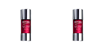 Skin tightening & firming cream  BLUE THERAPY RED ALGAE UPLIFT intensive daily firming cure Biotherm