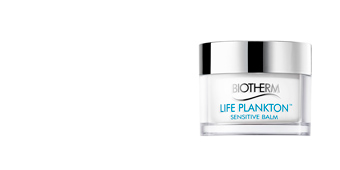 Anti redness treatment cream LIFE PLANKTON sensitive balm Biotherm
