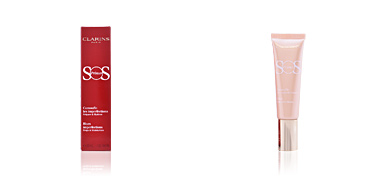 Foundation makeup SOS primer Clarins