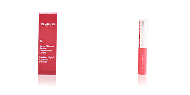 ECLAT MINUTE baume stick embelliseeur lèvres #07-hot pink Clarins