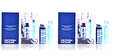 Face moisturizer HOMME AQUAPOWER SET Biotherm