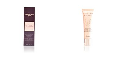 Foundation makeup TERRACOTTA RÊVE D'ÉTÉ gelée soin teintée Guerlain