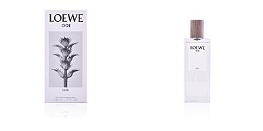 Loewe LOEWE 001 MAN eau de parfum vaporizzatore 50 ml
