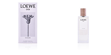 Loewe LOEWE 001 WOMAN eau de parfum vaporizador 50 ml