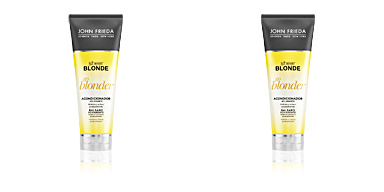 Conditioner for colored hair SHEER BLONDE acondicionador aclarante John Frieda