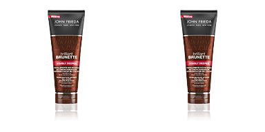 Après-shampooing couleur  BRILLIANT BRUNETTE acondicionador intensificador color John Frieda