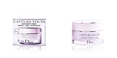 Anti-rugas e anti envelhecimento CAPTURE YOUTH age-delay advanced cream Dior