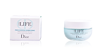 Tratamiento Facial Hidratante HYDRA LIFE fresh hydration sorbet creme Dior