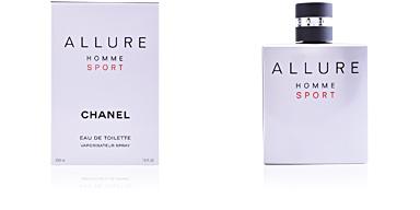 ALLURE HOMME SPORT eau de toilette vaporizador 300 ml Chanel