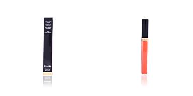 ROUGE COCO gloss #802-living orange Chanel