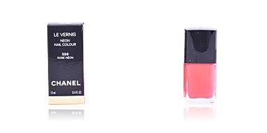 LE VERNIS NEON #596-rose neon Chanel
