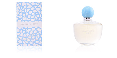 SOMETHING BLUE eau de parfum spray Oscar De La Renta