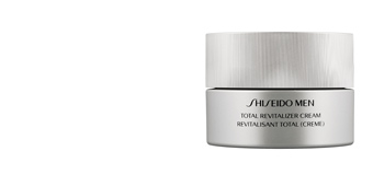 Tratamento para flacidez do rosto MEN total revitalizer Shiseido