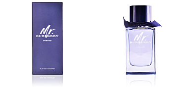 Burberry MR BURBERRY INDIGO perfume