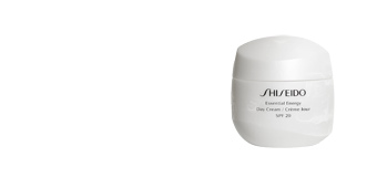 Anti aging cream & anti wrinkle treatment ESSENTIAL ENERGY day cream SPF20 Shiseido