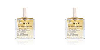 Soin du visage hydratant HUILE PRODIGIEUSE huile sèche multi-fonctions Nuxe