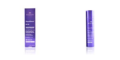 Trattamento viso antiossidante NUXELLENCE detox soin nuit anti-âge rechargeur jeunesse Nuxe