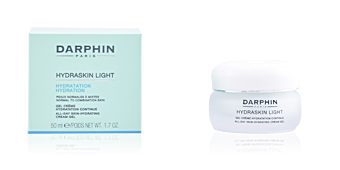 Face moisturizer HYDRASKIN LIGHT all day skin hydrating cream gel Darphin