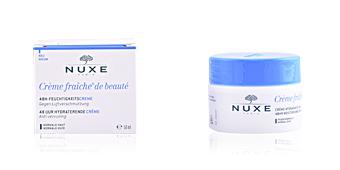 CRÈME FRAÎCHE DE BEAUTÉ crème hydratante 48h PN Nuxe