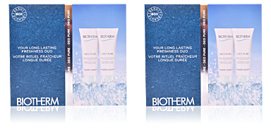 Deodorant DEO PURE CREAM SET Biotherm