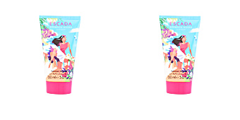 Body moisturiser SORBETTO ROSSO perfumed body lotion Escada