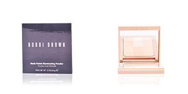 Highlighter makeup NUDE FINISH illuminating powder Bobbi Brown