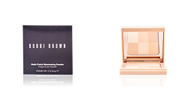 Iluminador maquiagem NUDE FINISH illuminating powder Bobbi Brown
