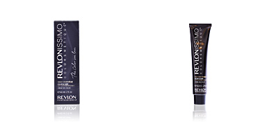 Tintas REVLONISSIMO Color & Care permanent hair color #7,33 Revlon