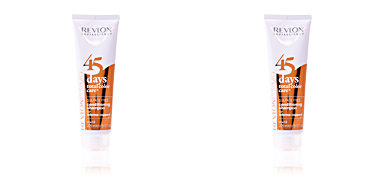 45 DAYS conditioning shampoo for intense coppers Revlon