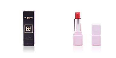 KISSKISS LOVELOVE lipstick #572-red  Guerlain