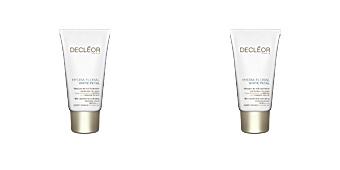 Face mask HYDRA FLORAL WHITE PETAL masque de nuit hydratant Decléor