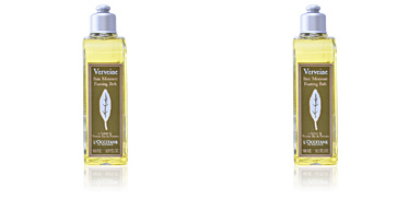 Shower gel VERVEINE bain moussant L'Occitane