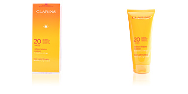 Body SUN crème solaire confort SPF20 Clarins