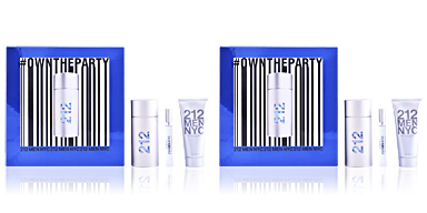212 NYC MEN COFFRET Carolina Herrera