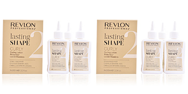 Producto de peinado LASTING SHAPE curling lotion sensitised hair Revlon
