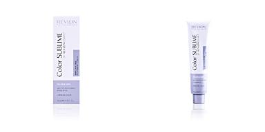 Tinte COLOR SUBLIME creme gel color ammonia free #1 Revlon