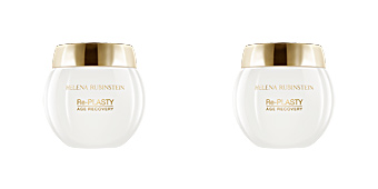 Tratamento para flacidez do rosto RE-PLASTY age recovery face wrap cream Helena Rubinstein