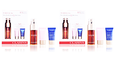 DOUBLE SERUM & MULTI-ACTIVE lote Clarins