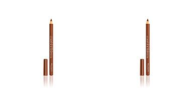 CONTOUR CLUBBING eyeliner waterproof #014-sweet brown-ie  Bourjois